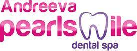 Стоматология Киева Andreeva PearlSmile логотип