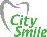 Стоматология Киева CitySmile логотип