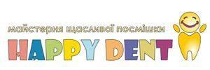Стоматология Киева Happy Dent логотип