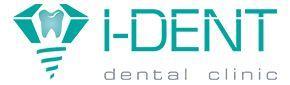 Стоматология Киева I-Dent логотип