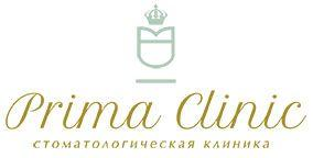 Стоматология Киева Prima Clinic логотип
