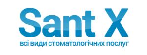 Стоматология Киева Sant X логотип