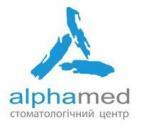 Стоматология Киева Альфамед логотип