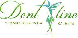 Стоматология Киева Дент Лайн логотип