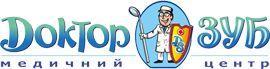 Стоматология Киева Доктор Зуб логотип