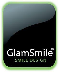 Стоматология Киева Glam Smile логотип