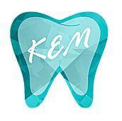 Стоматология Киева КЭМ логотип