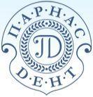 Стоматология Киева Парнас Дент логотип