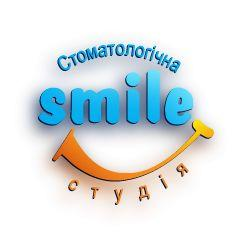 Стоматология Киева Стоматологическая студия Смайл логотип
