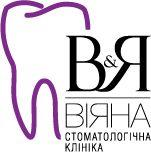 Стоматология Киева Вияна логотип