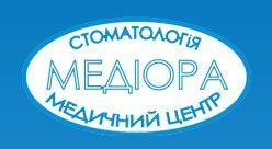 Стоматология Киева Медиора логотип