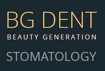 Стоматология Киева BG-Dent логотип