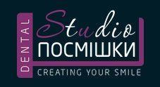 Стоматология Киева Studio Посмiшки логотип