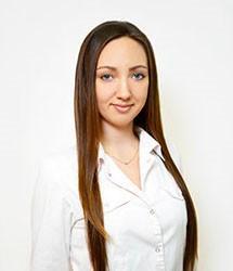 Тимченко Анна Павловна - cтоматолог-терапевт