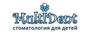 Стоматология Киева MultiDent логотип